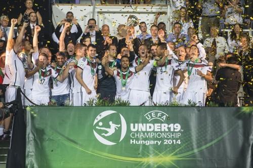 ドイツがU-19欧州選手権優勝…A代表のW杯制覇から18日後