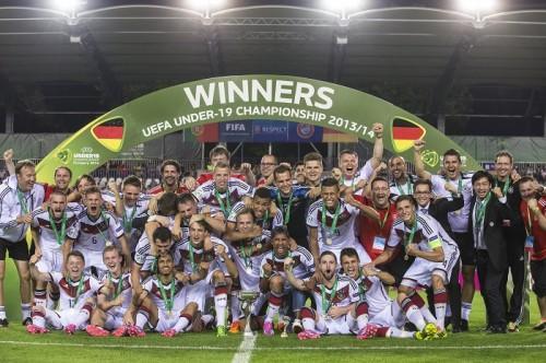 U-19独代表が欧州選手権制覇…レーヴも喜び「新たな才能の出現」