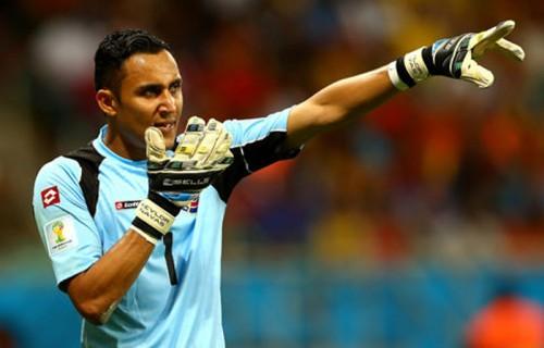 レアル・マドリード、W杯で活躍のコスタリカ代表GKのK・ナバス獲得