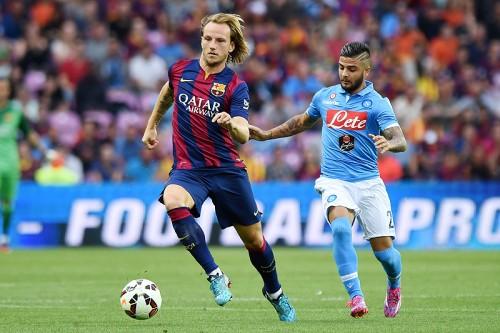 ルイス・エンリケ体制のバルセロナ、プレシーズン3戦目でナポリに敗戦