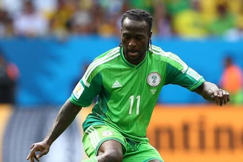 ナイジェリア代表モーゼス、チェルシーからストークにレンタル移籍