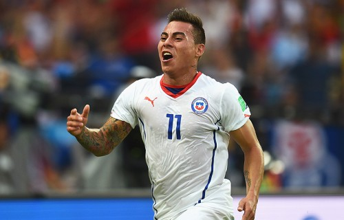 アーセナル、チリ代表FWエドゥアルド・バルガス獲得が決定か