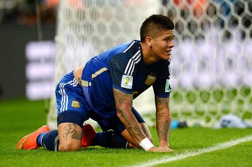 マンU移籍が噂のアルゼンチン代表DFロホ、練習ボイコットを謝罪