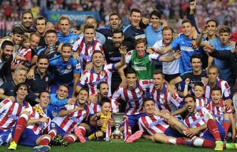 アトレティコがマンジュキッチ弾でレアルに勝利…スーパー杯29年ぶりの戴冠