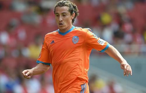 PSV、メキシコ代表MFグアルダードをレンタル移籍で獲得と発表