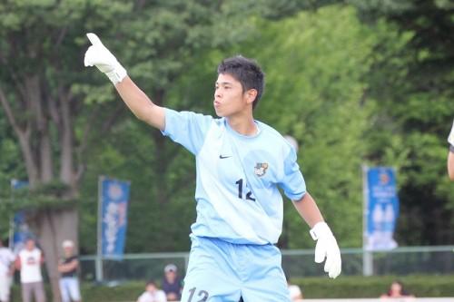 【インハイ・ピックアップ選手】青森山田の1年生GK廣末陸、屈辱晴らすPK戦3セーブ