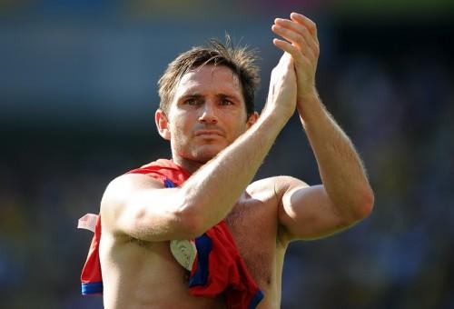 36歳のランパード、イングランド代表引退を表明「いつも誇らしかった」