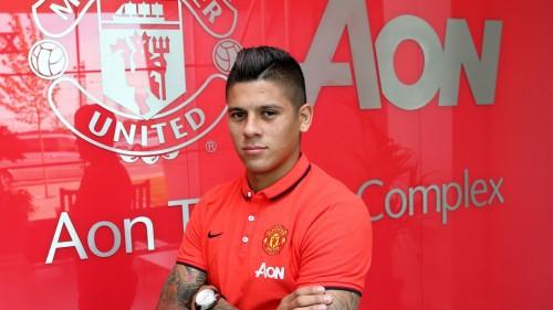 マンU新加入のアルゼンチン代表ロホ「キャリアアップを嬉しく思う」