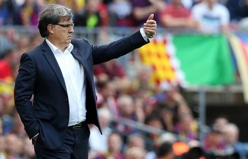 昨季バルサを指揮したマルティーノ氏、アルゼンチン代表監督に就任か