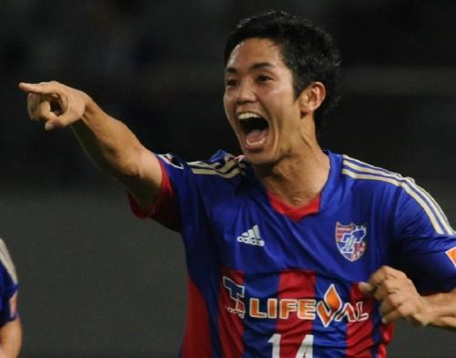 日本代表初選出、FC東京の現役慶大生FW武藤「幼い頃からの憧れ」