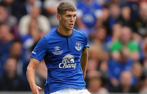 エヴァートン、イングランドの若手DFストーンズとの契約を5年延長
