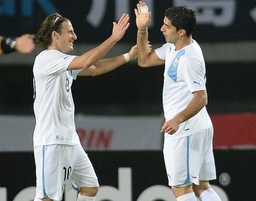 日本と対戦のウルグアイ、スアレス&フォルラン選外…予備登録メンバー発表