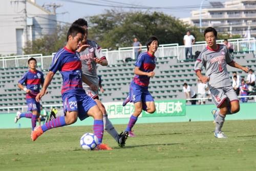 首位順天堂大、終了間際の劇弾で3連勝も無欲「勝たなくていい」/関東大学リーグ
