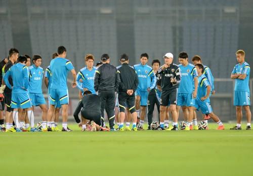 日本代表がベネズエラ戦の前日練習を実施…22選手が参加