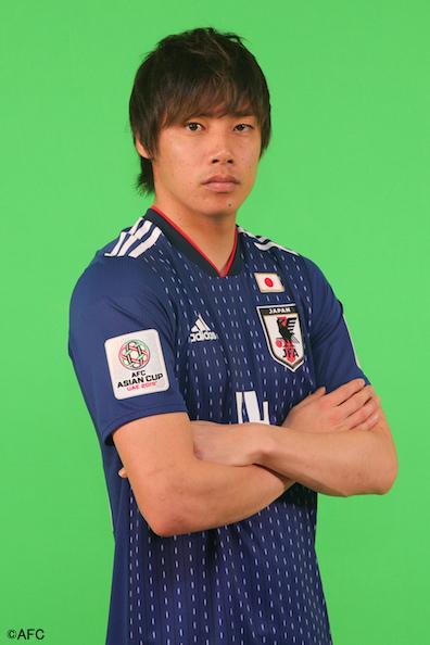 伊東 純也(日本代表)のプロフィール画像