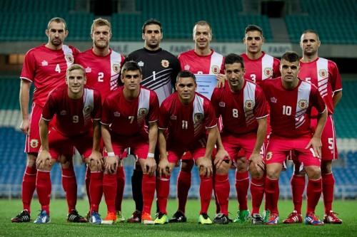 UEFA新加盟のジブラルタル、初陣ポーランド戦の先発にプロ選手は2名