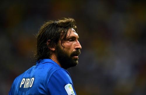 ユーヴェMFピルロ、イタリア代表への復帰を明言…コンテ監督の要請で