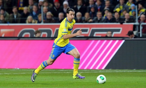 イブラヒモヴィッチ、スウェーデン代表歴代最多得点数を82年ぶり更新