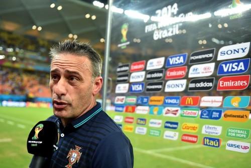 ポルトガルサッカー連盟がパウロ・ベント代表監督の退任を発表