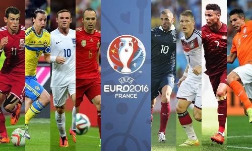 ユーロ2016へ向けた戦いがスタート…開幕節でW杯出場国同士の対戦も