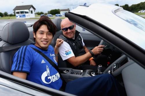 シャルケの内田篤人、復帰は持ち越しに…ボルシアMG戦欠場が決定