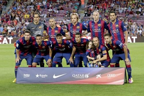 CL出場クラブ人気筆頭はバルセロナ…スペイン紙読者による投票