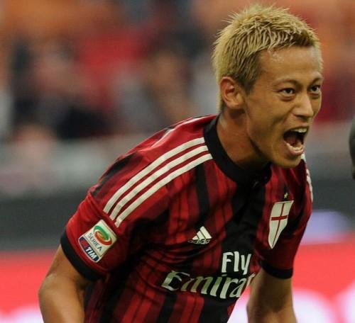 伊紙、先制点の本田圭佑に高評価「ゴールの場面では本能が勝った」
