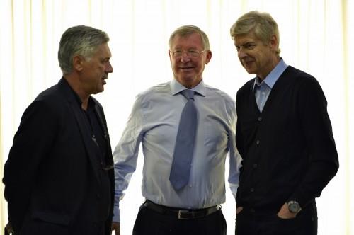 UEFA会議参加のファーガソン氏「サッカー界は移籍金と共に進化する」