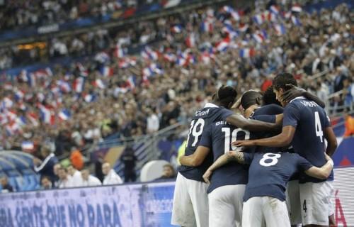 フランスがスペインを撃破…レミーが決勝弾、ホームで完封勝利