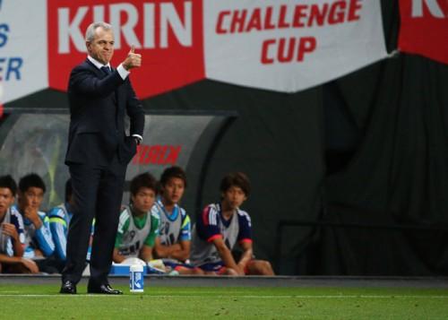 日本代表対ブラジル代表、インドネシアとミャンマーで生中継決定