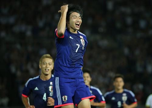 初出場初得点の鮮烈デビュー…柴崎岳は日本代表の新たな心臓になれるか