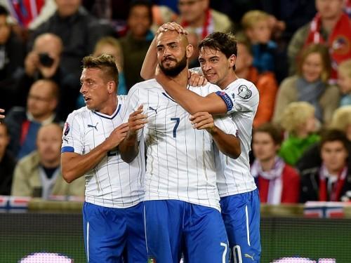 イタリア代表での自身初ゴールを喜ぶFWザザ「興奮しているよ」