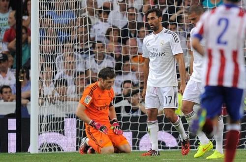 レアル、セットプレーの弱さ露呈…スペイン紙「ピンチは空から」