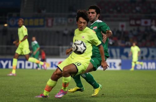 アジア大会連覇目指すU-21日本代表、イラクに3失点敗戦