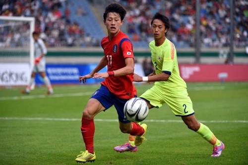 U-21日本、アジア大会連覇ならず…韓国の猛攻耐えるもPK与え敗戦