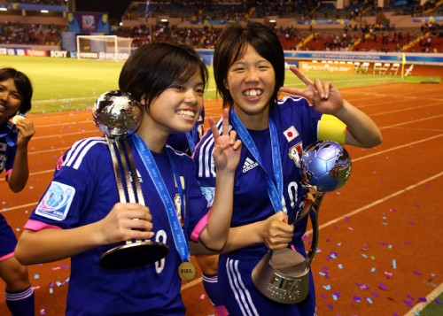 U-18日本女子代表候補、杉田妃和や長谷川唯らが選出