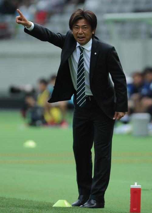 J2で20位に低迷の東京V、三浦泰年監督の解任を発表