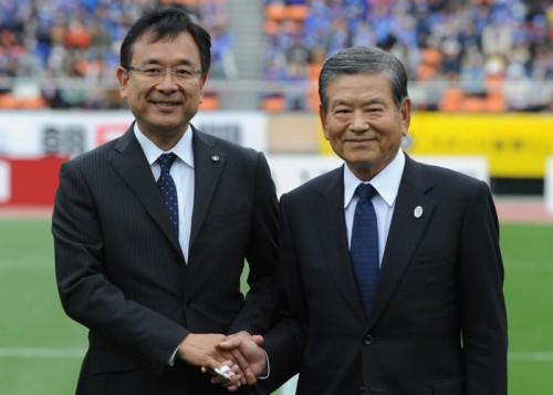 J1観客1億人突破…村井チェアマン「クラブが努力を重ねた成果」