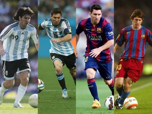 メッシが通算400ゴール達成…アルゼンチン代表とバルセロナの合計で