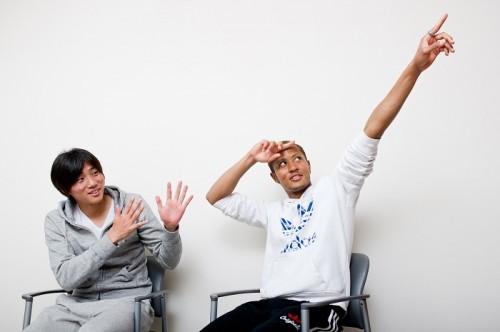 """U-21日本代表FW鈴木武蔵の""""ボルトポーズ""""誕生秘話とは"""