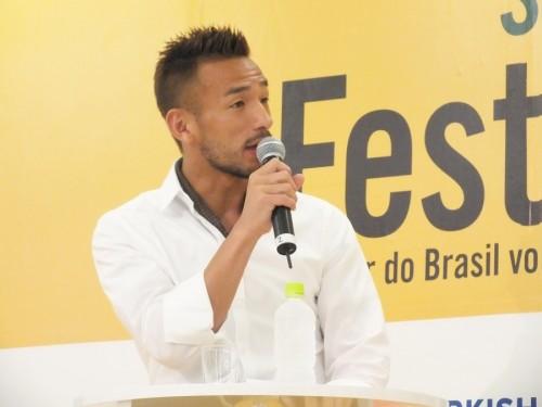 中田氏、ドイツW杯振り返り「ジーコとは厳しいこと言い合う関係築けた」