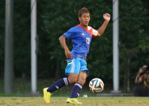 アジア大会直前U-21日本代表の野津田「危機感が生まれた」