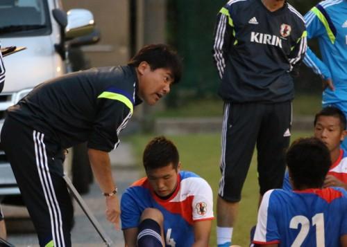 U21代表、大学選抜とドロー…手倉森監督「気が引き締まる」