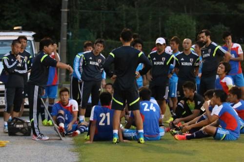 アジア大会直前U21代表の手倉森監督「身の丈を知ることも大事」