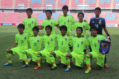 U-16、アジアの戦いは4試合で幕…優れた組織力、求められる個の力