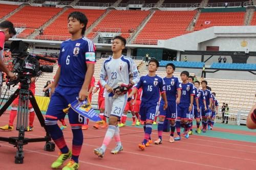 5大会連続U-17W杯へ、アジアの戦いがスタート…初戦は上々の完封勝利