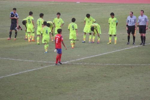 U17W杯出場逃す…韓国絶対エースの2発に沈み、98ジャパン終戦