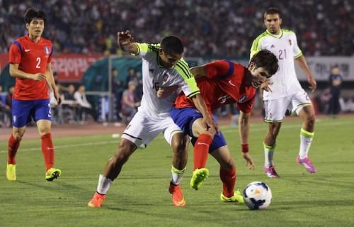 日本の対戦相手ベネズエラ代表、監督不在の韓国代表に逆転負け