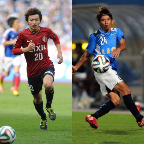 8月の月間MVP発表…J1は好調鹿島のMF柴崎、J2は躍進する横浜MF松下