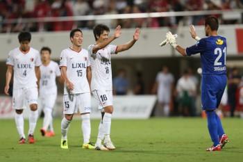 Shimizu S-Pulse v Kashima Antlers - J.League 2014